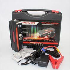 Best Quality Multi-function Car Jump Starter 68800mAh Power Bank 12V Car Battery Charger For Petrol/Diesel Car Mobile Emergency