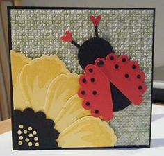 Independent Stampin' Up! Demonstrator - The Crafty Bug: One Card - Two Challenges!!!