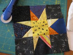 Love Laugh Quilt: Wonky Stars