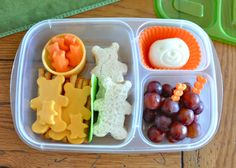 BentOnBetterLunches: Teddy Bear Picnic with Daddy