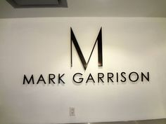Interior Corporate Reception Area Signage NYC - We specialize in custom corporate signage in New York, NY. Visit our website below to contact us for a free consultation! http://www.SignsVisual.com