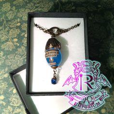 Collana pozione polisucco di Harry Potter on Etsy, €12,00