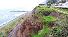 Acantilado en Miraflores