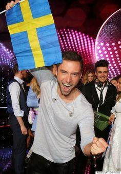 #Eurovision 2015 - CONGRATULATIONS .. SWEDEN!