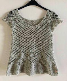 V77 - Topje Crochet Top, Tops, Women, Fashion, Moda, Fashion Styles, Fashion Illustrations, Woman