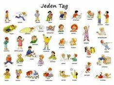 Jeden Tag (1) | #Deustch #German #Alemán