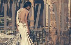 Julia Kontogruni 2015 koleksiyonu - Gelinlik
