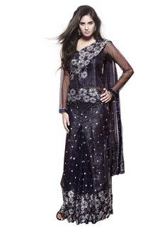 Wedding Saree Pakistani Ethnic Partywear Bollywood Sari Designer Indian New SC…