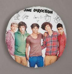 One Direction Round #Cushion #Madison Squar #Garden New York #NewYork #AskaTicket