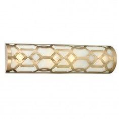 Crystorama Jennings Vanity Light - Brass