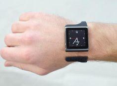 Nanolet Armband aus dem 3D-Drucker per Shapeways bestellbar.
