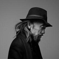 Yohji Yamamoto by Nicolas Guerin