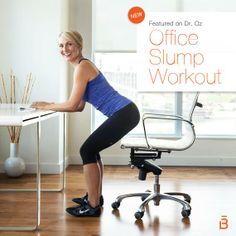 #barre3: Office Slump Workout #DrOz