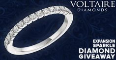 """""""Expansion Sparkle"""" Diamond Giveawhttp://www.voltairediamonds.ie/giveaways/expansion/?lucky=31802ay use this link to enter 2 win"""