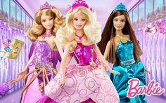 Barbie Cartoon | Barbie Cartoon Wallpaper HD Background 2013 ForWallpapers.com