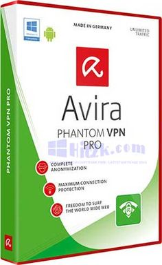 Avira Phantom VPN Pro 2.2.1 Crack VPN is a VPN software. Its function is to protect and IP Address Internet hide us when conducting online activities such