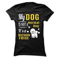 Funny Bichon Frise Tshirt