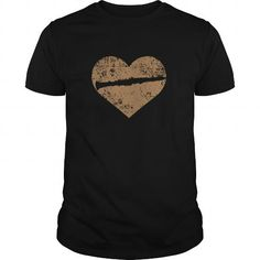 Awesome Tee I Love Clarinet Heart Shirt Funny Marching Band Jazz Gift Shirt; Tee