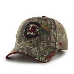 '47 Adults' University of South Carolina Realtree Frost Camo MVP Cap