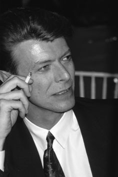 David Bowie by Gene Shaw