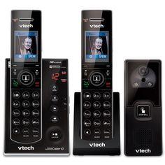 vtech Video Doorbell  - IS7121-22 Handset Answering System with Audio/Video Doorbell