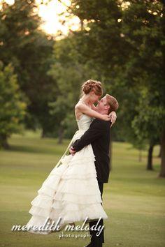 Secret Garden Wedding - Kait and Keith - Fort Smith Wedding Photography