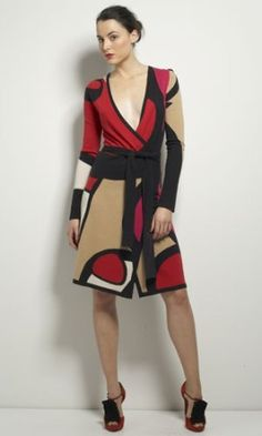 Wrap Around Dress by Diane von Furstenberg