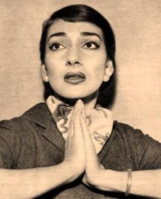 Callas herself did not like the sound of her own voice; in one of her last interviews, answering whether or not she was able to listen to her own voice, she replies, Yes, but I don't like it…