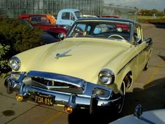 Very nice car and still good useable Studebaker (green) 6 cil Champion hardtop coupe. Absolutly one of the most beautifull \ Automobile Companies, South Bend, Electric Cars, Car Photos, Old Cars, Classic Cars, Military, Car Stuff, American