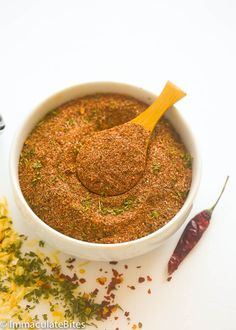 Creole Seasoning-A must have cajun seasoning that adds boldness and extra flavor to any dish. Everything you need is in your spice pantry, quick to put together and can be easily costumized for personal preference. If you've been around here a while, you know how much I love jazzingup my meals with cajun seasoning . …