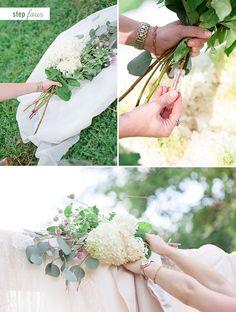 DIY: Floral Pergola Project | Green Wedding Shoes Wedding Blog | Wedding Trends for Stylish + Creative Brides
