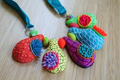 Tiny Creatures - Necklace