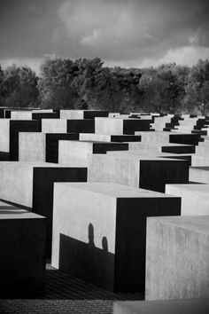 Holocaust monument Berlin, Germany