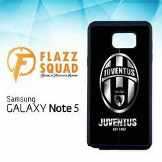 Juventus Logo Z4007 Samsung Galaxy Note 5 Case