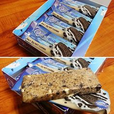 Quest Bar's newest flavor, Cookies and Cream, sold out in just one week on iHerb. Be sure to click the Notify Me Link on the product page so that you'll get an email notification as to when it's back in stock, hopefully, within 2 weeks.  #quest #questbar #onaquest #protein #proteinbar #iherbproduct #iherb #Padgram