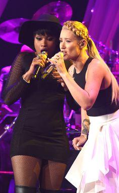 Jennifer Hudson & Iggy Azalea from 2015 Grammys: Party Pics | E! Online