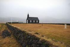 Búðir, Snæfellsnes, October 2012