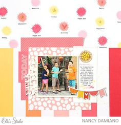 Stamping with Nancy Damiano