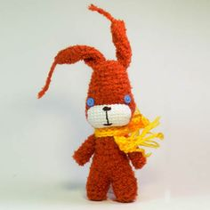 Amigurumi - Nancy
