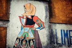 Lady Costume - Sardinian Graffiti