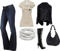 """Fall Fashion"" by emily-pearce on Polyvore"