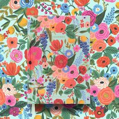 ❤ Hidden Gem ❤ Rifle Paper Co. treasure, in stock now. Rifle Paper Co, Stationery, Parlour, Quilts, Blanket, Creative, Gem, Cards, Instagram