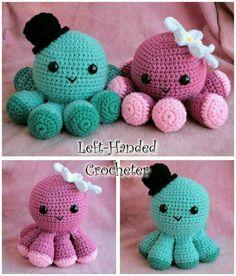 FREE Pattern - Octopus Crochet