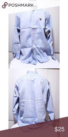 4e2e17c3df43 Polo Ralph Lauren XL Classic Fit Crest Button Down