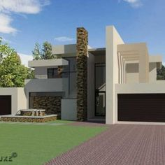 double story 4 bedroom house plans for sale online. Explore 4 bedroom modern house plans with photos and 4 bedroom double story house plans pdf. 4 Bedroom House Designs, 4 Bedroom House Plans, House Floor Design, Country House Design, Contemporary House Plans, Modern House Plans, Double Storey House, House Plans With Photos, Craftsman House Plans