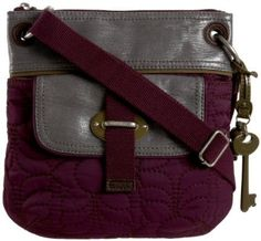 Fossil crossbody bag...LOVE!  I have a fossil bag that payed over $90.00 for.