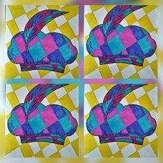 Pietenmuts mozaïek kleuren | sinterklaas knutselen | Hoe kan je een Pietenmuts kleuren? Saint Nicolas, Halloween 2, School Projects, Art School, Crafts For Kids, December, Winter, Bullet Journal, Photos