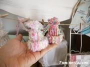 トイレットペーパーの芯で毛糸の帽子の作り方 Gnomes, Crafts, Manualidades, Handmade Crafts, Craft, Crafting