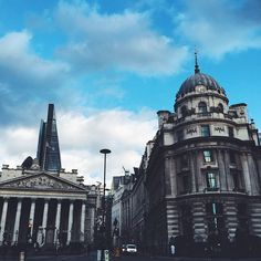 #london #oldmeetsnew #travel
