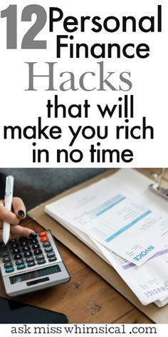 Budgeting Finances, Budgeting Tips, Financial Tips, Financial Planning, Financial Peace, Faire Son Budget, Planning Budget, Budget Planer, Finance Books
